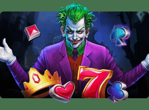 เกมสล็อต Joker Madness