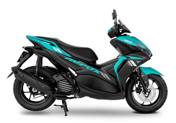 Yamaha Aerox 155 ราคาเริ่มต้นที่ 67,500 บาท