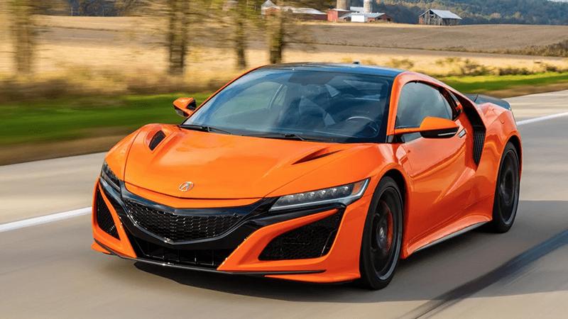 Sports Cars ที่มีราคามากกว่า $ 70K